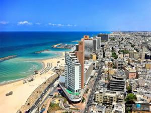 Тель-Авив – наибольший курорт Израиля