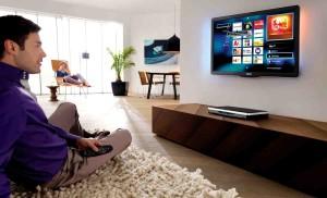 Телевизор в каждой комнате