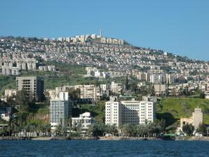 Тверия – Израиль, город известный во всем мире