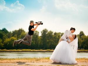 Видеосъемка на свадьбу, почему так важно?