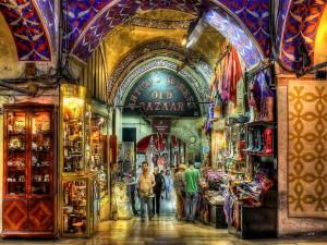 Все о базарах Стамбула