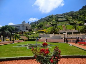 Хайфа - израильский центр бахайской веры