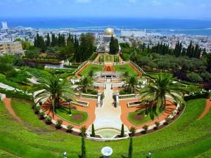 Хайфа – сады города и его великолепие