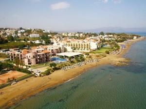 Агиа Марина – уникальный курорт острова Крит