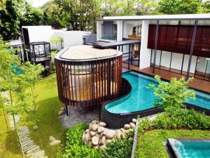 Архитектура в ландшафтном дизайне