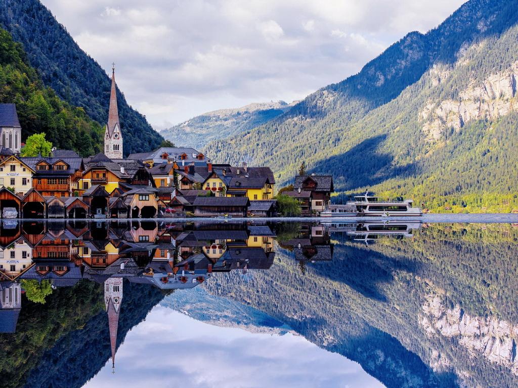 Австрийский рай — Гальштат