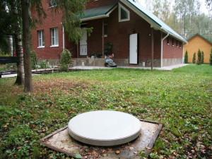 Автономная канализация для загородного дома улучшает экологическую обстановку