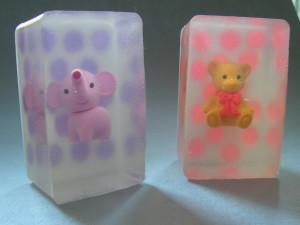 Детское мыло своими руками