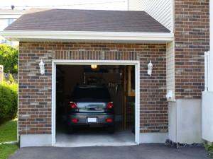 Долгожданный дом для автомобиля