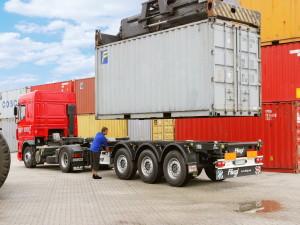 Доставка груза в контейнерах