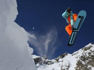 Экстремальный отдых - сноубординг