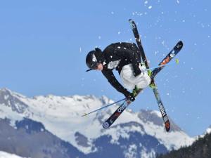 Фристайл – изящность на лыжах