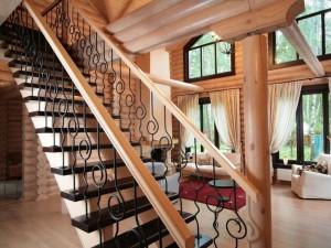 Идеальные перила для лестниц