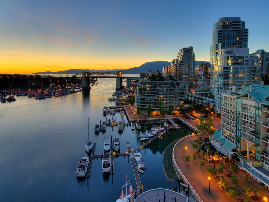 Идеальный Ванкувер
