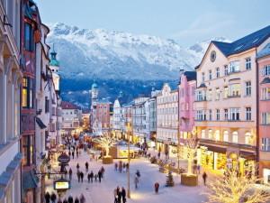 Инсбрук – город вечного снега