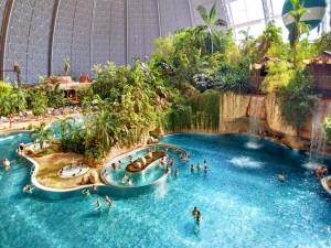 Известные европейские аквапарки