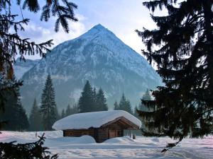 Какая погода в Швейцарии зимой