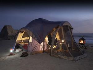 Кемпинг на пляже и на берегу моря. 10 правил