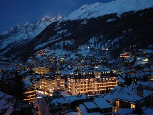 Курорты Швейцарии. Церматт
