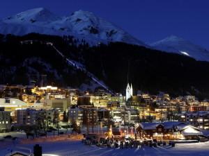 Курорты Швейцарии. Давос