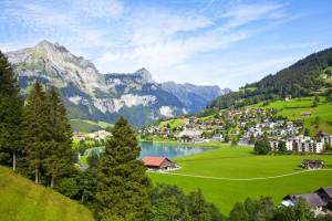 Курорты Швейцарии. Энгельберг