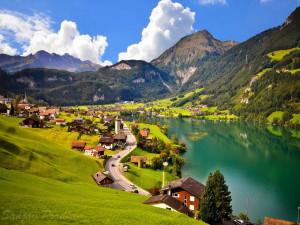 Курорты Швейцарии. Гриндельвальд