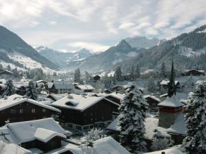 Курорты Швейцарии. Гштаад