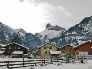Курорты Швейцарии. Кандерштег