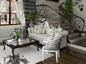 Мебель стиля модерн
