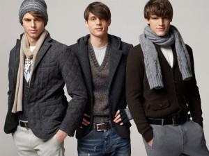 Мужская одежда, как и женская активно развивается