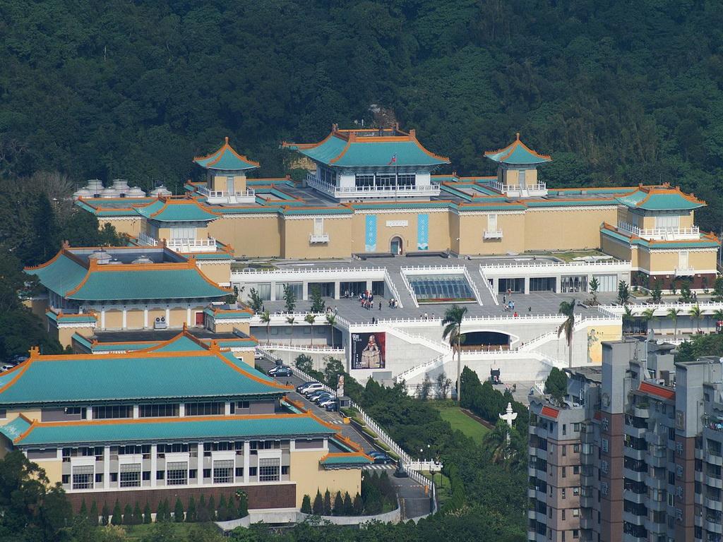Национальный музей Тайваня в Тайбее