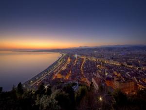 Ницца - берег тысячи соблазнов