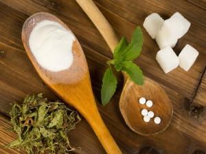 Низкокалорийный заменитель сахара для диабетиков