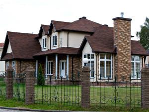 Облицовка фасада. Иллюзия кирпича и камня