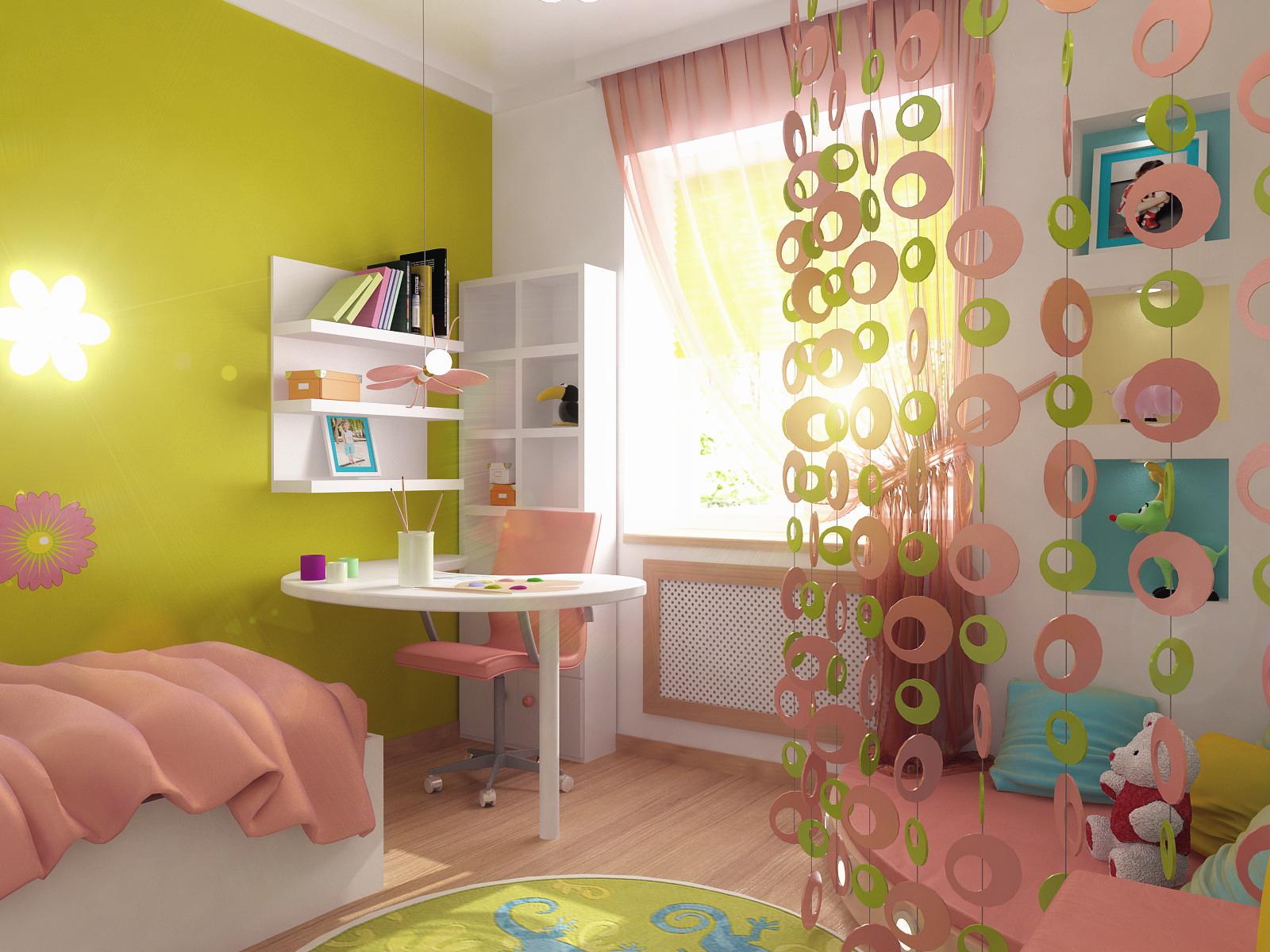 Ремонт своими руками детская комната фото