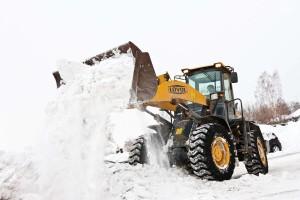 Оперативная уборка и вывоз снега
