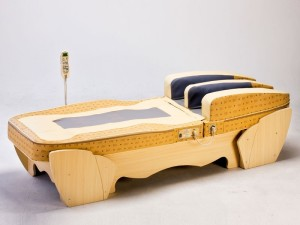 Особенности массажных кроватей
