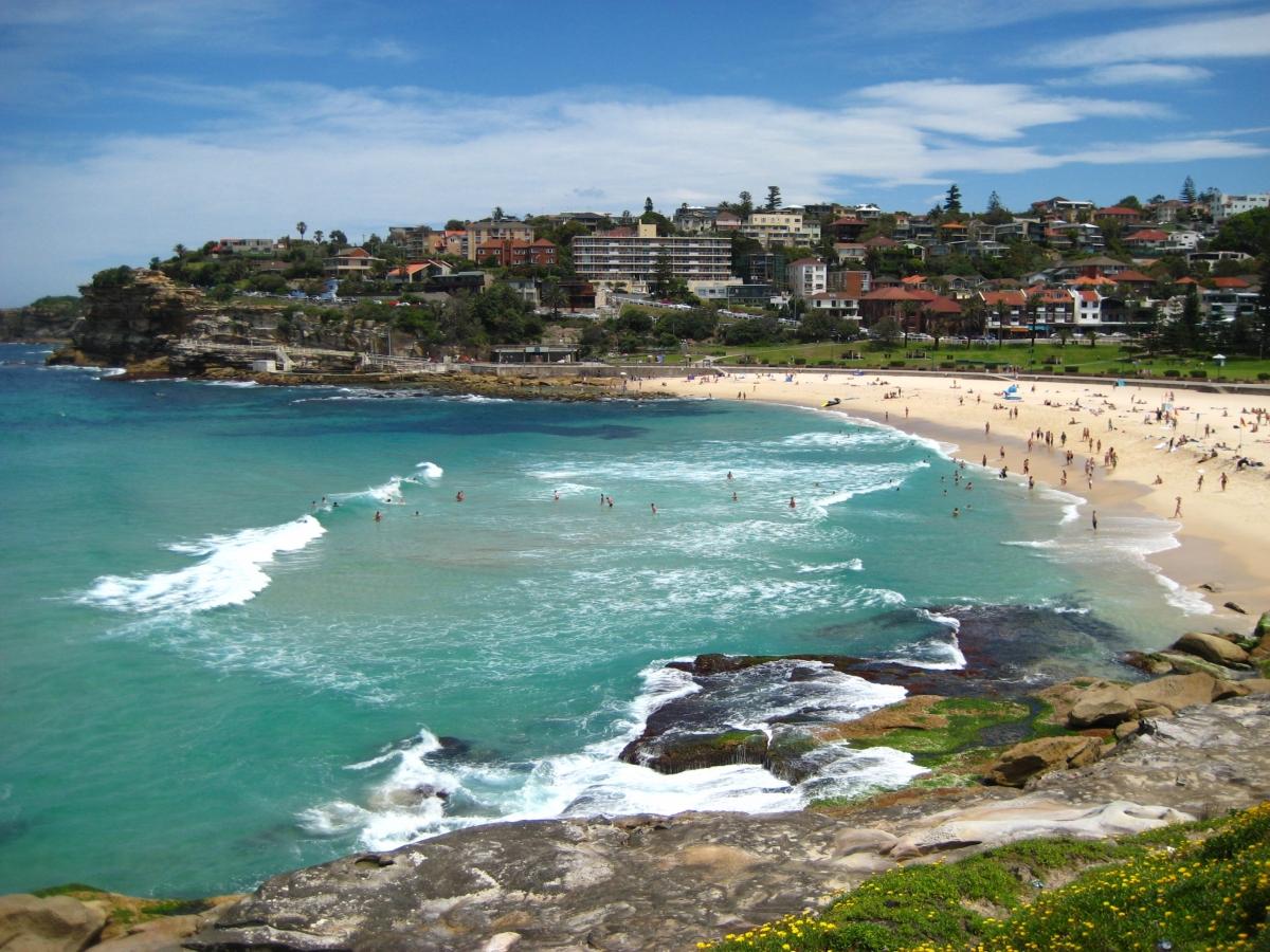 Особенности погоды в Австралии по месяцам