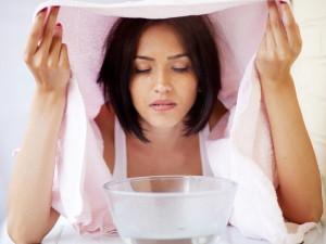 Паровая баня перед сном избавит от морщин