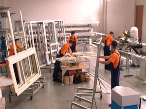 Персонал для производства пластиковых окон