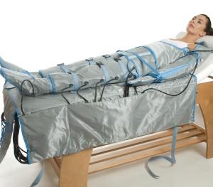 Прессотерапия - безопасная и эффективная процедура