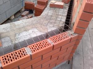 Применение керамического кирпича в строительстве