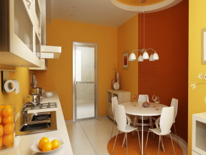 Принципы дизайна кухонных помещений