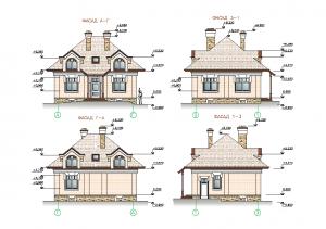 Проекты одноэтажных домов и коттеджей: экономичные предложения alpha-hp.ru
