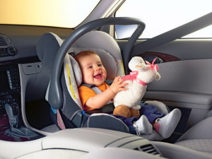 Путешествие с ребенком на автомобиле