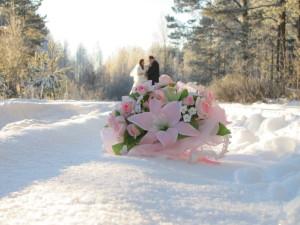 Пять весомых причин в пользу зимней свадебной церемонии