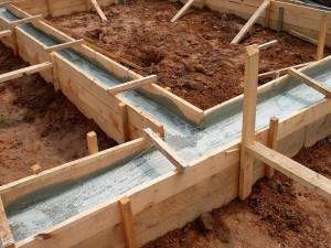 Расчет фундамента кирпичного дома