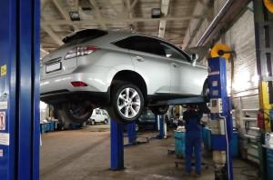Ремонт автомобилей Toyota и Lexus