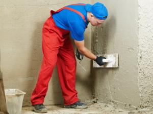 Ремонт бетонных стен