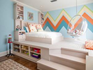 Ремонт детской комнаты для мальчика. Что лучше покрасить стены, или поклеить обои.